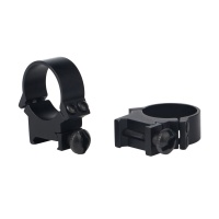 Detachable Medium Scope Rings