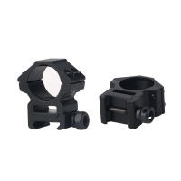 1 In See-Thru Medium Scope Rings