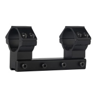 30mm One-piece High Profile Dovetail Rail Scope Rings