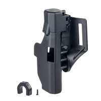 Tactical Auto Loading Locking Level 3 Waist Holster for Glock 17/18/19/23