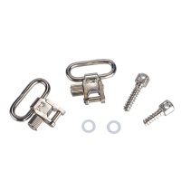 QD Super Sling Swivels Silver