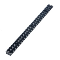"G36 10"" Long Picatinny Weaver Rail Mount Base 25 Slots"