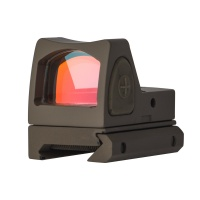 RMR LED Red Dot Sight w/ MOA Dot Reticle TAN