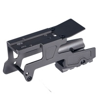 ALG 6 Second Mount for Pistol Gen3 Glock 17 18C 22 24 31 34 35