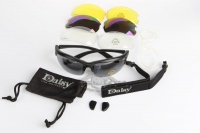 Daisy US C3 Desert Storm SunGlasses Goggles Tactical Eye Protective Riding Cycling Eyewear UV400 Glasses
