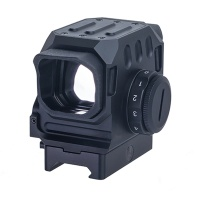 Optical Prismatic 1X30 EG1 Red Dot Sight for Airsoft BK