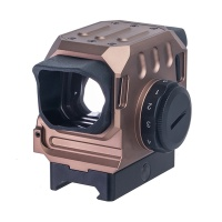 Optical Prismatic 1X30 EG1 Red Dot Sight for Airsoft  DE