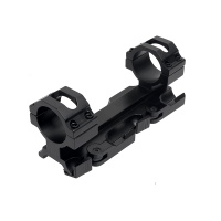 30mm 25.4mm One Piece QD Auto Lock Lever Dual Ring Scope Mount