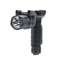 Tactical flashlight 20mm Tactical Grip LED White Lighting System