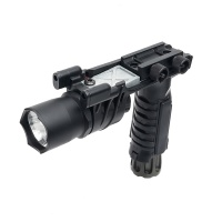 Tactical flashlight 20mm M900 Tactical Grip LED Yellow Lighting System