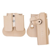 Polymer Holster for 1911 Variants