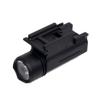 Outdoor hunting tactical pistol flashlight LED light for 20mm Picatinny or Weaver mount
