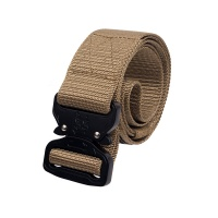 Outdoor accessories Shooting Belt tactical belt nylon military belt tactical custom for bag/holster XL DE
