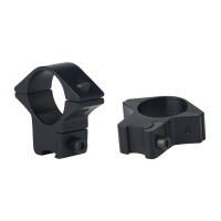 30mm Low Profile Dual Dovetail Rail Scope Rings