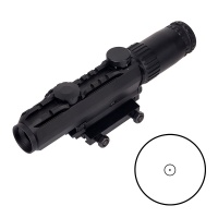 ANS Mark 4 1-3x14mm CQ/T Rifle Scope with Circle Dot Reticle