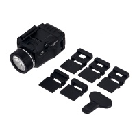 Tactical Weapon Light TLR-7 LED flashlight Small and Mighty Lumen with UNIV-1/UNIV-2/1913-1/1913-2/1913-3/1913-4 rail BK