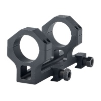 30mm High Profile Offset One-Piece Scope Rings for 20mm Picatinny Rail