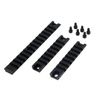 G36 Picatinny Rail Set 7 Slot 13 Slot 3-piece