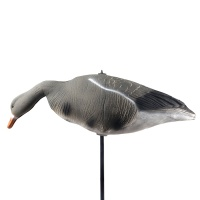 Hunting Decoy Durable Lifelike EVA Simulation Bait Goose for Camping Hunting Tactical Accessories