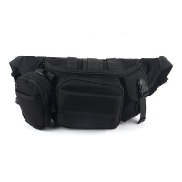 Outdoor multi-functional tactical combination pocket Waterproof Military Fanny Packs for Hiking Climbing Bumbag