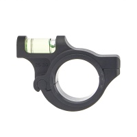 Anti Cant Bubble Level Ring Mount for 25.4mm 30mm Rifle Scope Black