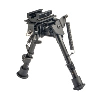"6- 9"" Rifle Bipod with Picatinny Mount"