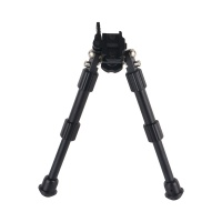 "Rifle Bipod QD Picatinny Rail 6 - 9"" with M-Lok Adapter"