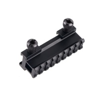"1"" 8 Slot See-Thru High Profile Riser Mount"