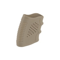 Tactical Universal Rubber Grip Glove Slip-On Sleeve Pistol Airsoft Glock