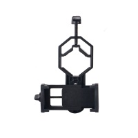 Universal Smart Phone Adapter Binocular Telescope Microscope Adapter Mount