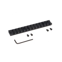 Mossberg 500/590 Series Picatinny/Weaver Rail 13 Slots Shotgun Mount