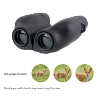 10x25 Lightweight Compact Binoculars for Adults Kids