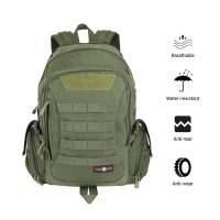 COBRA FANGS Military 45L Tactical Backpack