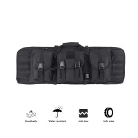 "Tactical 36"" Double Rifle Case"