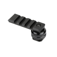 Camera Hot Shoe Rail Adapter for Red Dot Sight