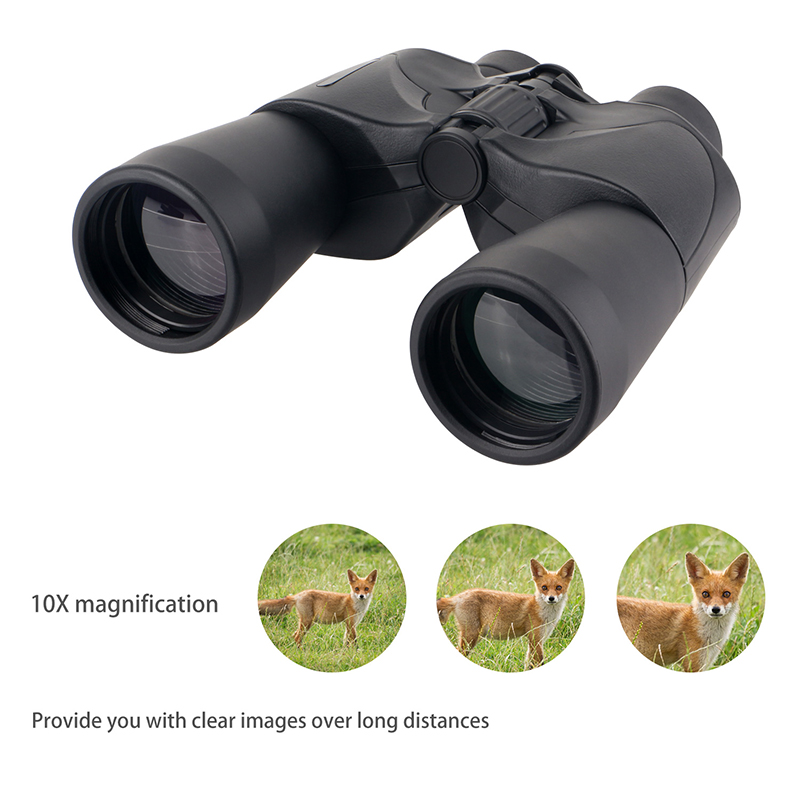 Multi-Purpose 10X50 Waterproof Binoculars