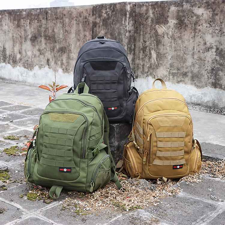 COBRA FANGS 45L Military Tactical MOLLE Backpack